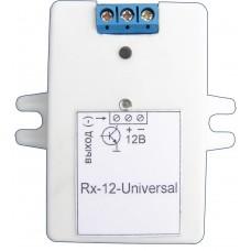 Беспроводное радиореле управления нагрузками 12В Rx-12-Universal