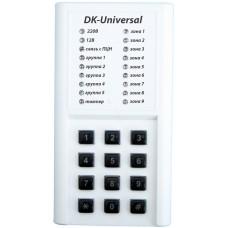 Цифровая клавиатура DK-Universal к GSM-Universal
