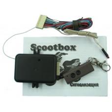 Сигнализация для мототехники Scootbox