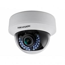 1.3 Мп Tubro HD купольная видеокамера DS-2CE56C5T-VPIR3