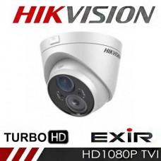 2 Мп Tubro HD купольная видеокамера DS-2CE56D5T-VFIT3