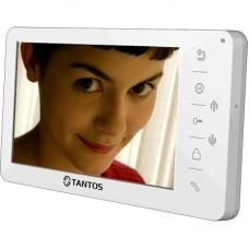 """Цветной видеодомофон Tantos Amelie (White) 7"""""""