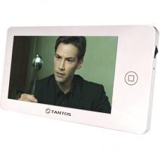 """Цветной видеодомофон Tantos NEO (White) 7"""""""