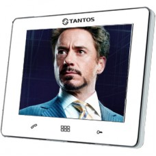"Цветной видеодомофон Tantos Stark (White) 9"""