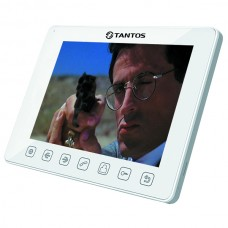 "Цветной видеодомофон Tantos Tango (white) 9"""