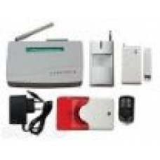 GSM сигнализация TESLA SECURITY GSM-550
