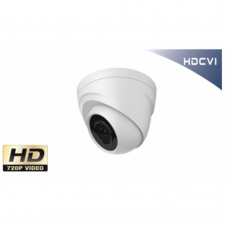 1 МП HDCVI купольная видеокамера DH-HAC-HDW1100R