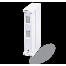 Двухзонный уличный беспроводный извещатель движения – тип штора JA-157P/JA-187P