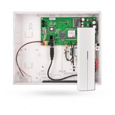 Комплект сигнализации GSM / GPRS коммуникатором и радиомодулем JK-100