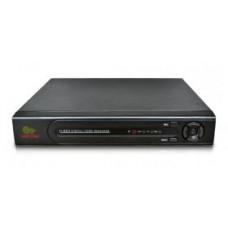 Гибридный 16 канальный AHD видеорегистратор Partizan ADM-816V HD
