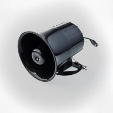 Беспроводная светозвуковая сирена с мощностью звука 110 дБ для уличной и внутренней установки WS-10
