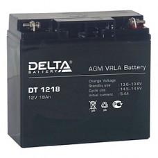 Аккумулятор бесперебойного питания 18 А/ч (12В)