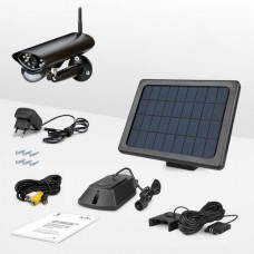 Беспроводная видеокамера на солнечной батарее DANROU SC-63D0