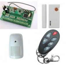 Комплект радио оборудования: OKO-RF, RF-OG, RF-OD, RF-OT