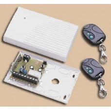 Беспроводный 1-канальный пульт радиоуправления (2 пульта) SATEL RX-1K