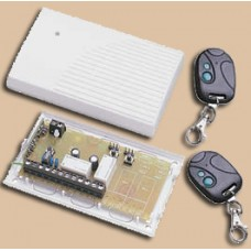 Беспроводный 2-канальный пульт радиоуправления (2 пульта) SATEL RX-2K
