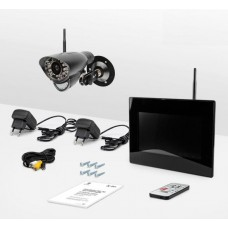 Беспроводная система видеонаблюдения Danrou KCM-6790DR